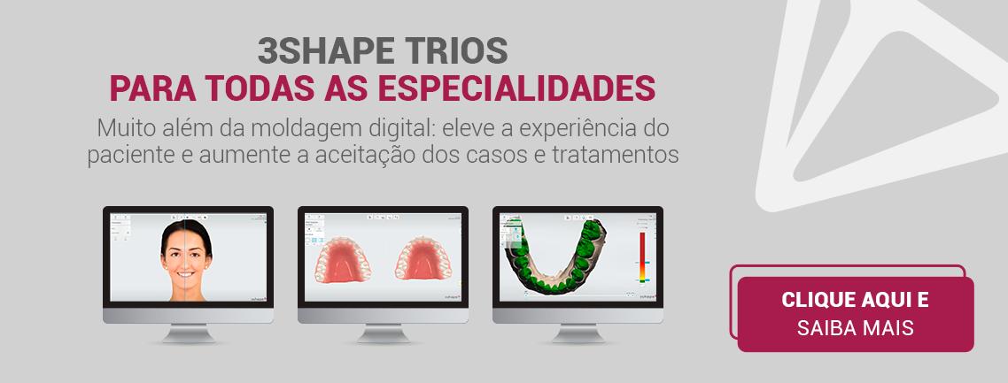 Impressoras 3D específicas para Odontologia