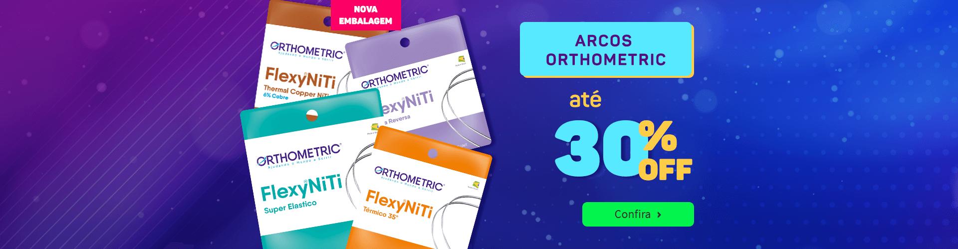 Arcos Orthometric Confira as novas embalagens e economize muito mais! | Dental Cremer
