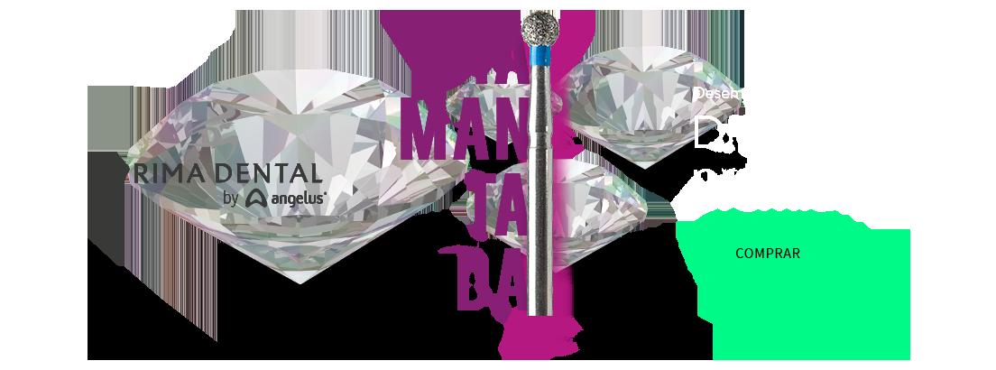 Brocas Diamantes Premium Prima Dental em Promoção com Frete Grátis